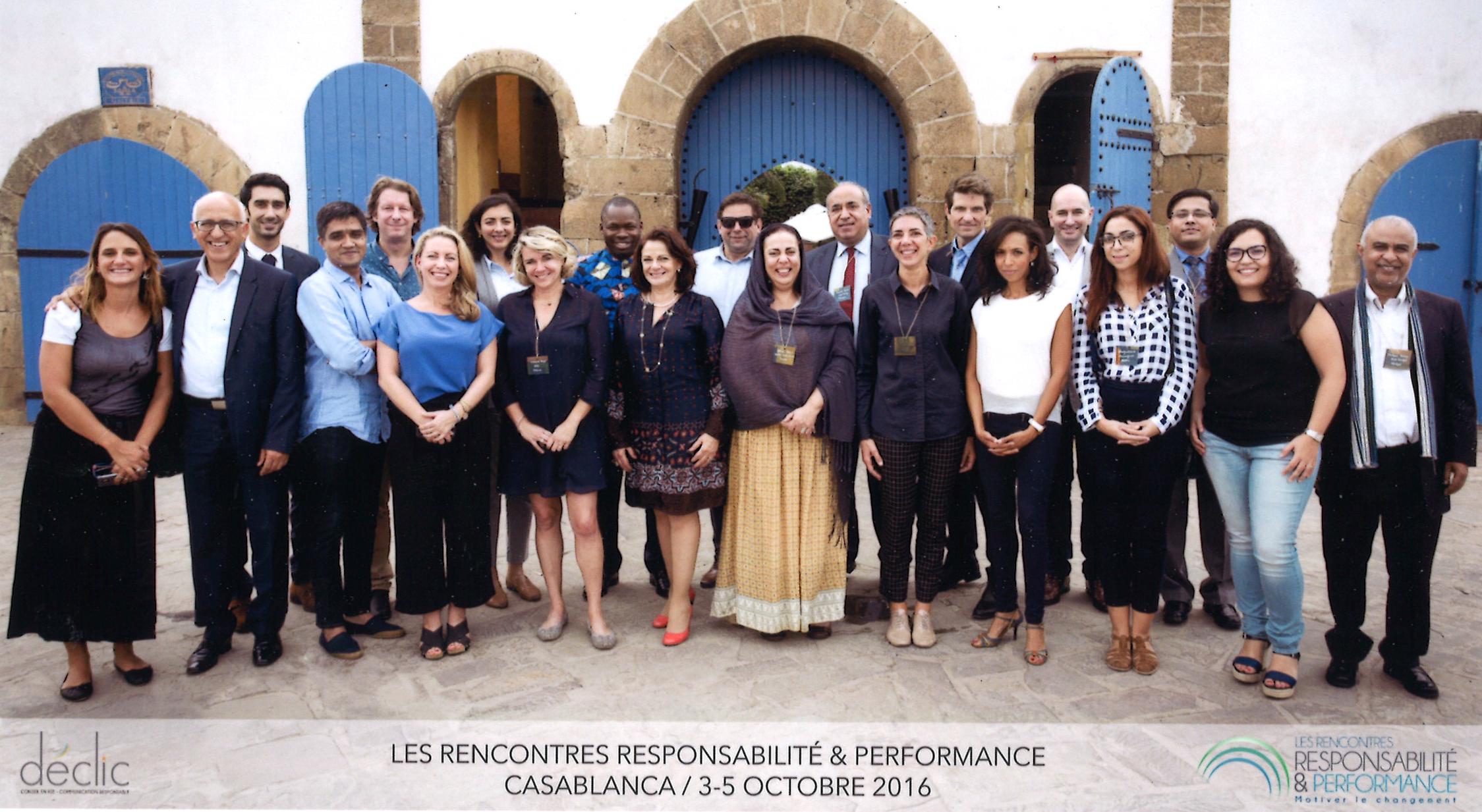 Rencontres réseaux Casablanca
